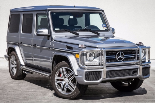 Used Gcc Spec 2014 Mercedes-Benz G63 AMG for sale