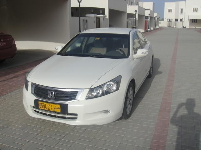 Honda Accord 2008 PERFECT
