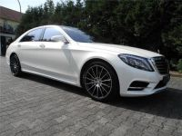 2016 Mercedes Benz S500 L 4MATIC AMG
