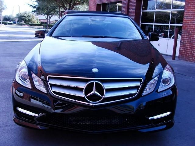 used as new 2013 mercedes benz E550