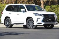 Lexus Lx 570 Super Sport 2020 model