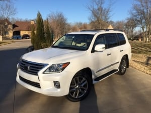 SALES 2014 LEXUS LX 570 FULL OPTIONS