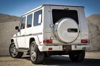2017 Mercedes Benz G63 AMG 4Matic