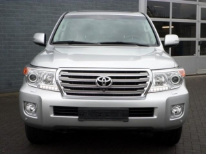 TOYOTA LAND CRUISER 2014 NO ACCIDENT !