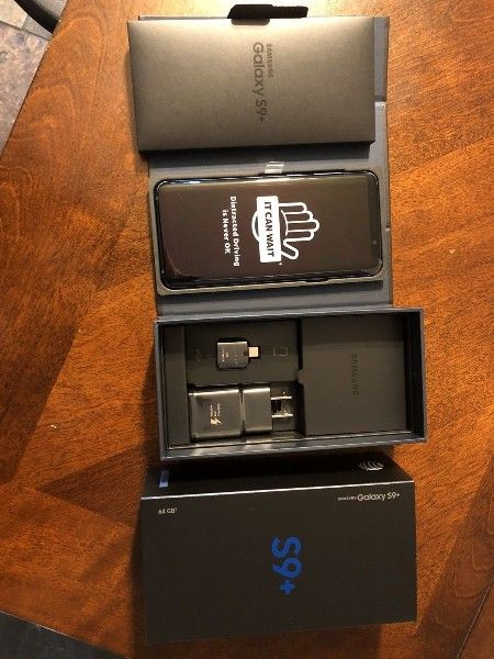 Selling Original : Samsung S9 Plus,iPhone x,S8 Plus,Note 8