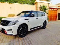 Urgently, Nissan Patrol Nismo 2016 for  sale WhatsApp:+32460217453