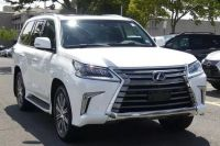 Perfectly Used Lexus LX 570 Suv 2017