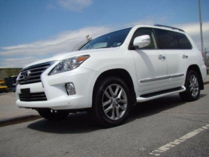 2014 lexus lx570 Full option