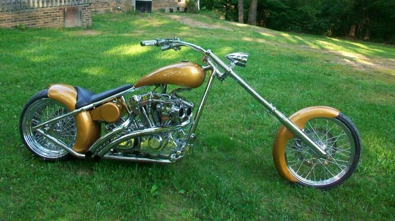 2008 Weekend Warrior Chopper -