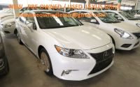 New 2015 Lexus ES350 ,Preowned Es350 Model  2008,2012