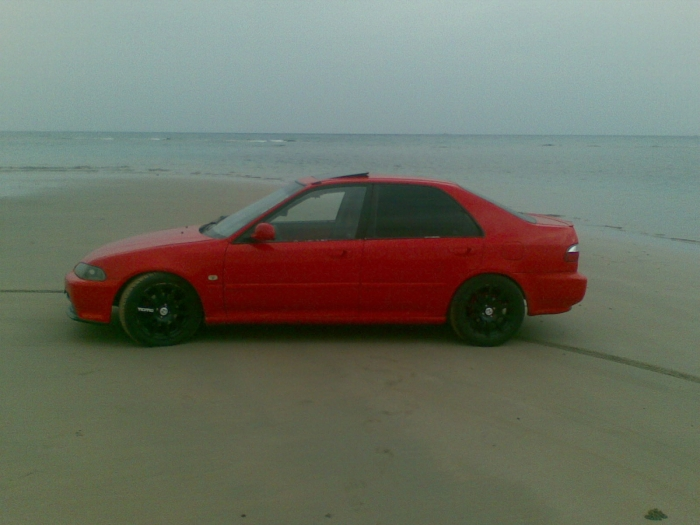 honda civic sir for  sale  170 horse power