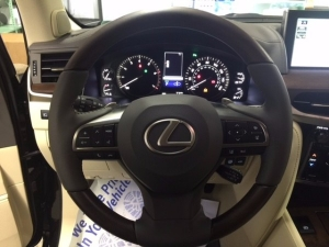 Clean 2016 LX570 Lexus Full Options