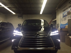 2016-Lexus LX570, no accident