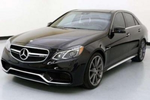 2015 Mercedes-Benz E63 AMG S-Model 4MATIC