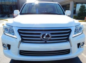 LEXUS LX 570 2014 WELL MAINTAINED JEEP