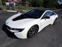 BMW i8 - AWD 2dr Coupe 2015